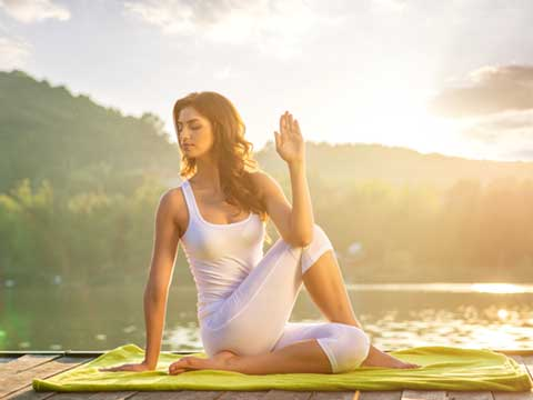 Wellness-Guide Yoga