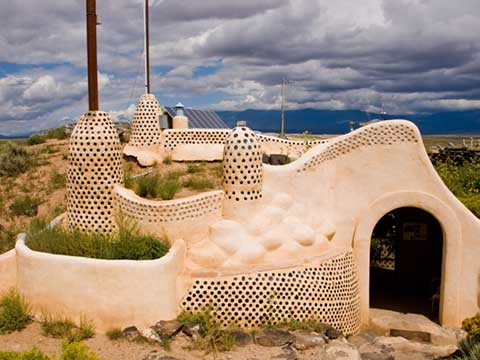Hausprojekte in Taos, New Mexico